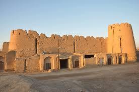 آغاز مرمت قلعه تاریخی سنگان شهرستان خواف