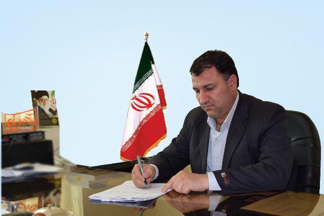 پیام تبریک فرماندار شهرستان خواف به مناسبت آغاز هفته دولت