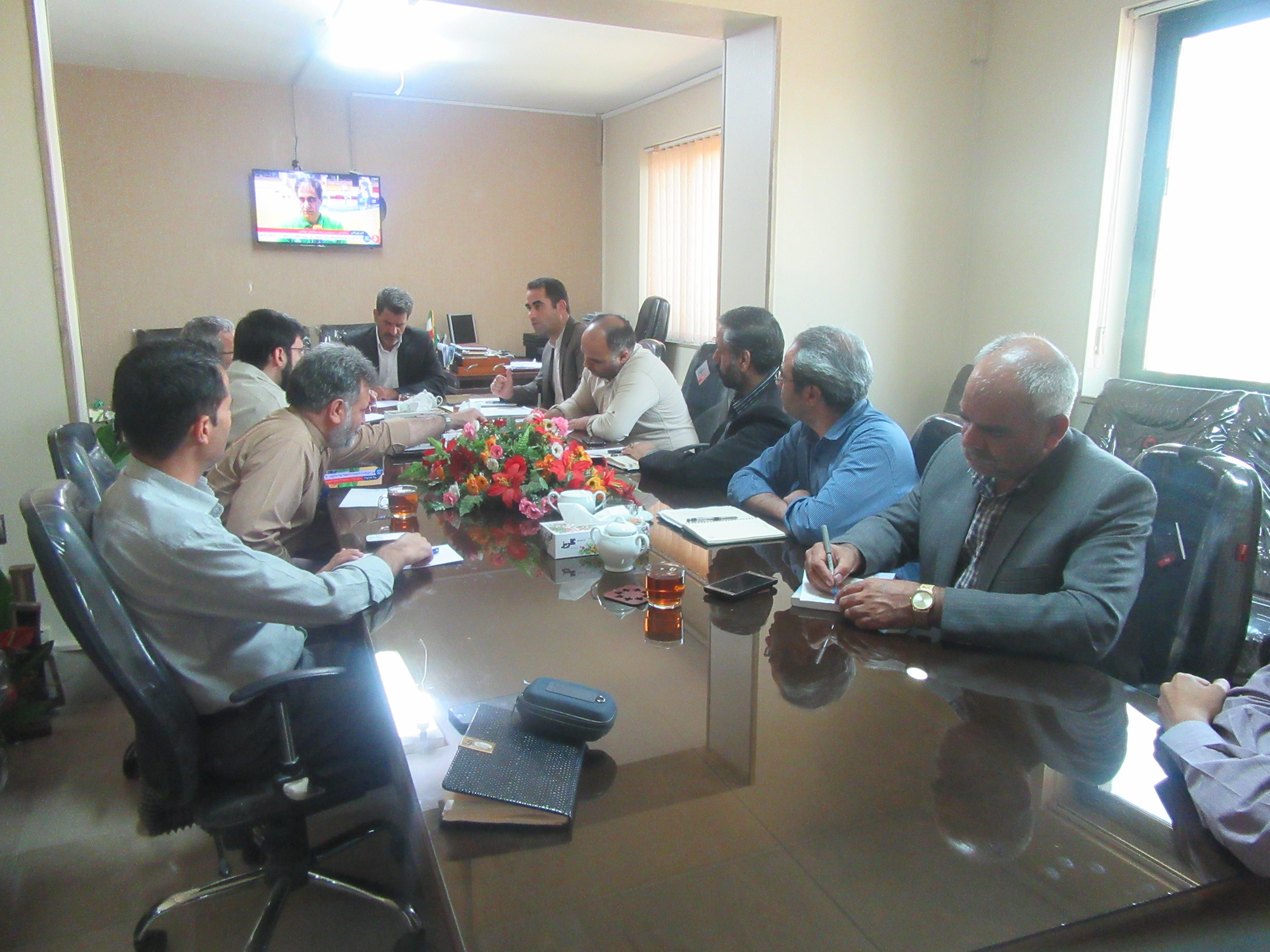 جلسه ستاد تنظیم بازار شهرستان خواف برگزار شد