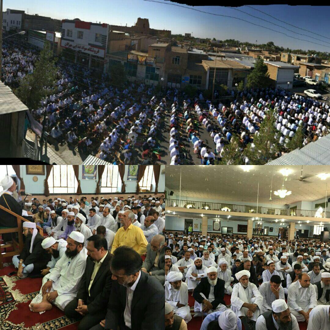 گزارش ويژه عید سعید قربان از شهرستان خواف+ تصویر+صوت