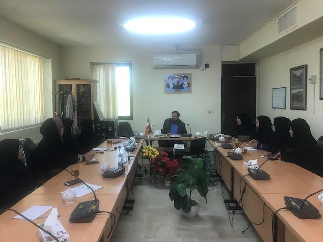 عبدالرضا سپهری در نشست مجمع مشورتی بانوان : مجمع بانوان راهی برای حضور واقعی زنان در تصمیم سازیها است