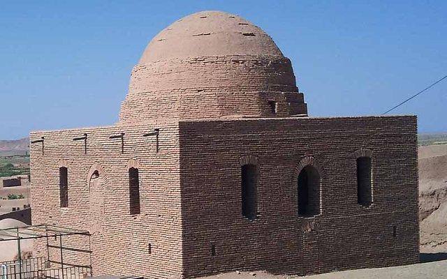 نیازآباد خواف، میراثی از دیار کهن