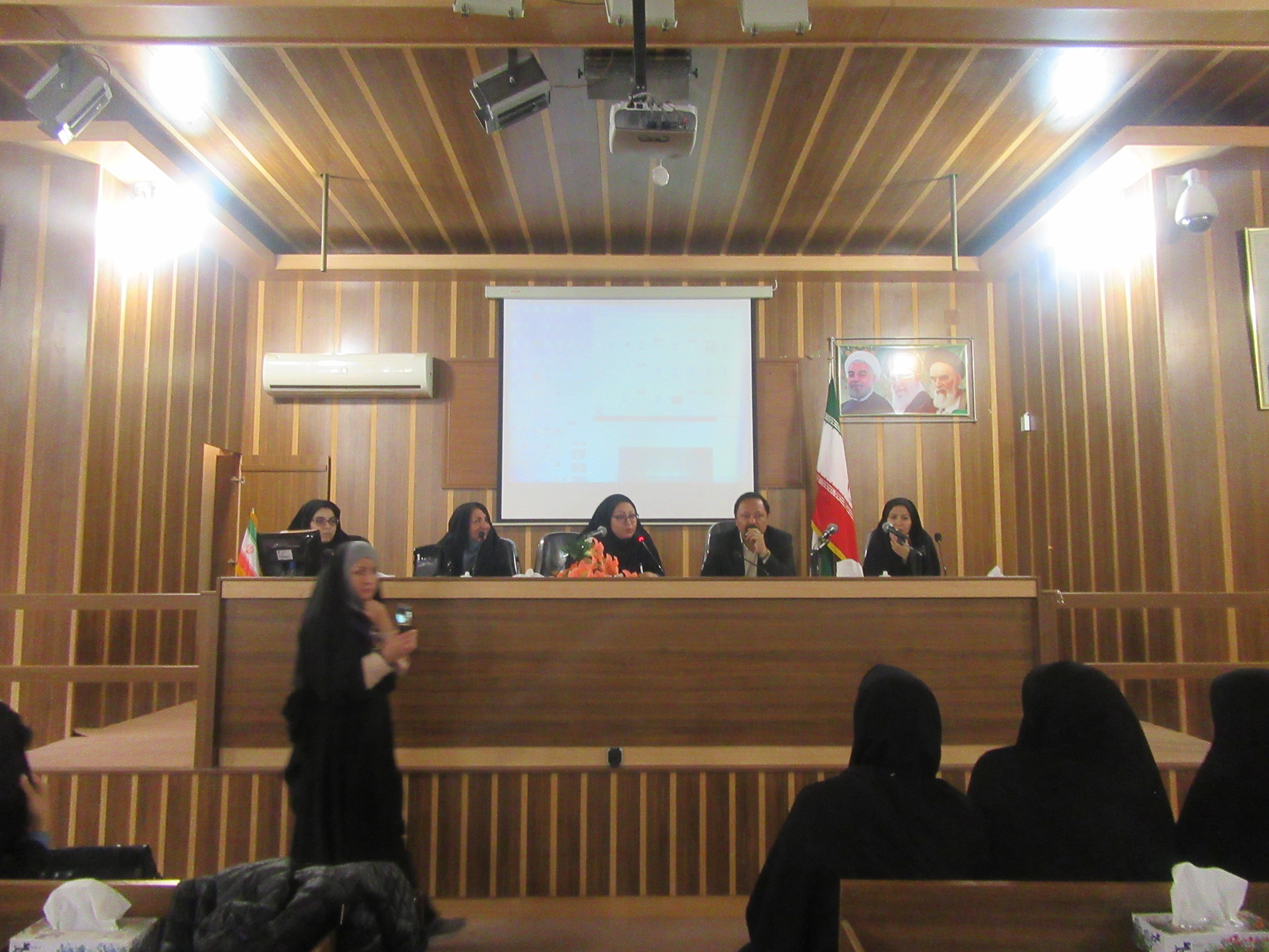 جلسه مجمع مشورتی بانوان شهرستان خواف برگزار شد