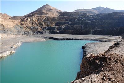 اقدامات سه گانه مجتمع سنگ آهن سنگان در تامین آب