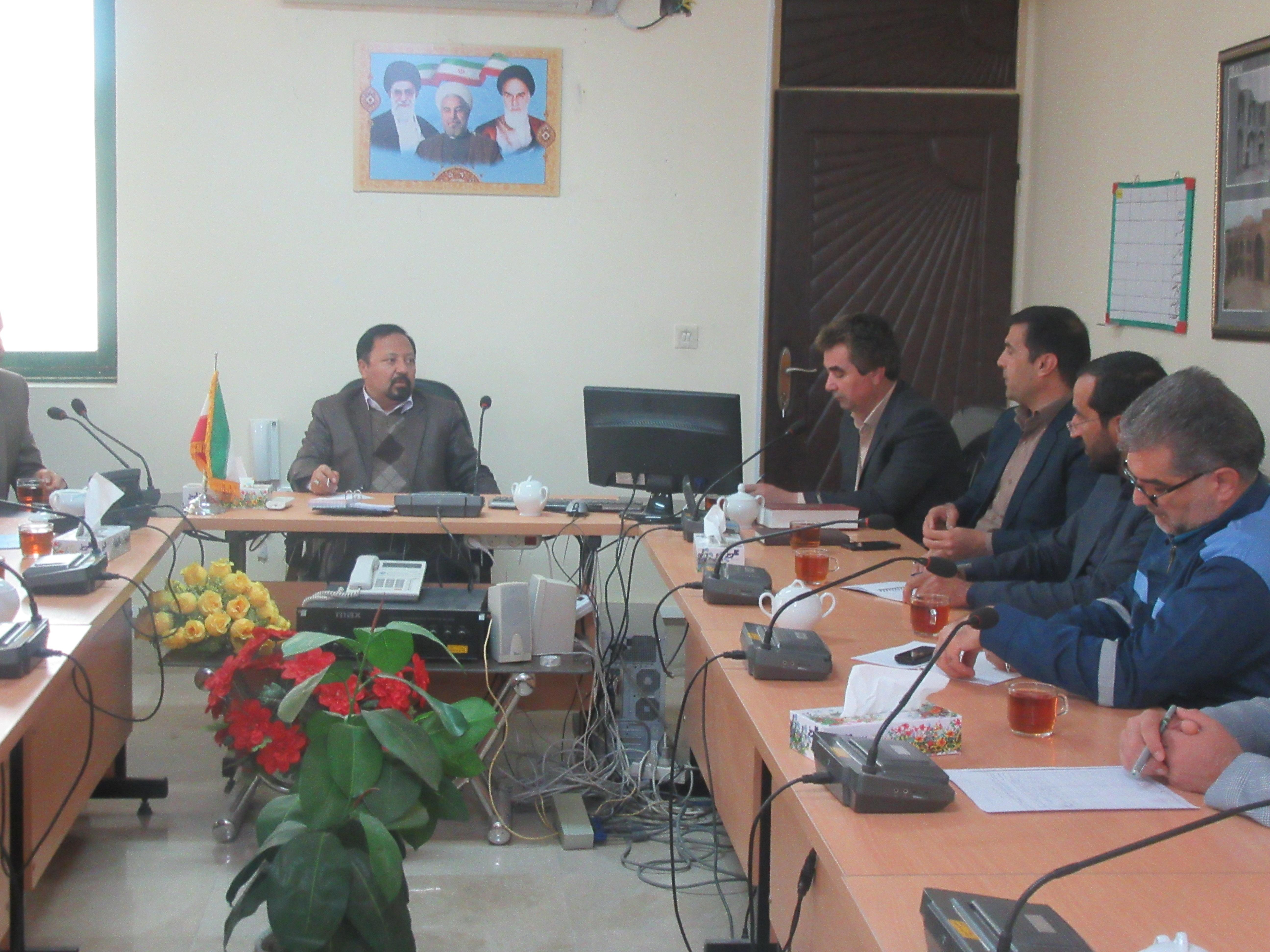 جلسه میراث فرهنگی و گردشگری با عنوان اولین قطار گردشگری در خواف