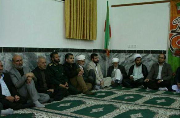 جشن بزرگ میلاد پیامبر رحمت (ص) و هفته وحدت در مسجدالزهراء شهرستان خواف