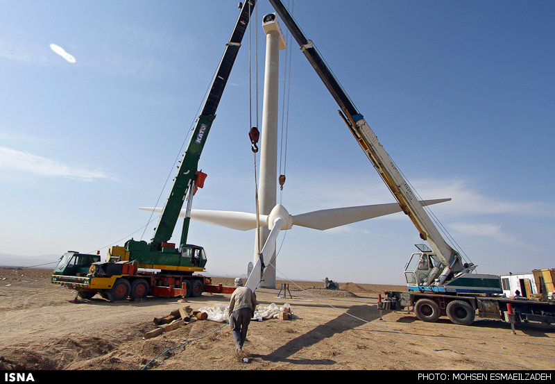 عضو هیئت مدیره انجمن علمی انرژی بادی ایران:در مناطقی مانند خواف ظرفیت های بادی خوبی داریم که دو برابر ضریب متوسط ظرفیت باد در دنیاست