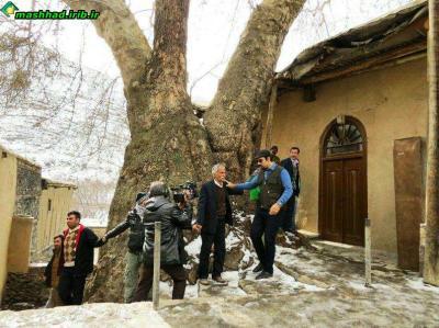 گردش در دشت بهشت با شبکه یک این بار در روستای خرگرد