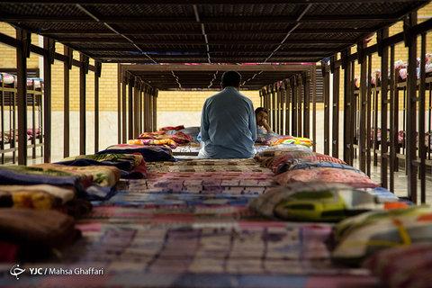 به دنبال مرگ مشکوک یک مددجوی خوافی درمرکز ترک اعتیاد: تنها مرکز ترک اعتیاد خواف پلمپ شد