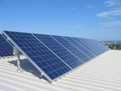 شناسایی ۵۰۰ نقطه در خواف به منظور نصب پنل های خورشیدی