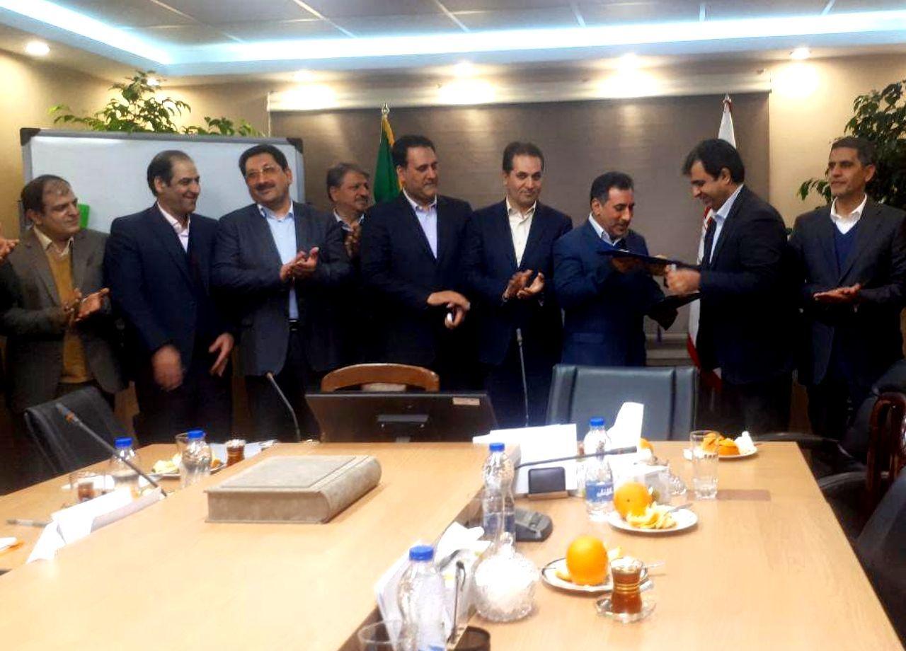 بین ایمیدرو و وزارت راه امضا شد:تفاهم نامه احداث باند دوم جاده تربت حیدریه- رشتخوار- خواف سنگان
