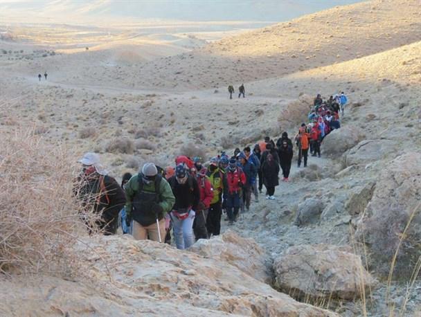 همایش بزرگ کوهپیمایی خانوادگی در خواف