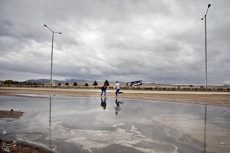بیشترین بارشهای زمستانی امسال خراسان رضوی در شهرستان خواف به میزان ۱۲۴ میلیمتر