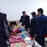 برگزاری بازارچه کسب و کار دانش آموزی در خواف