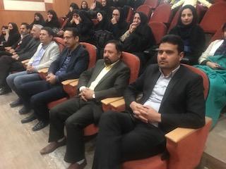 در دومین روز از هفته زن: همایش بانوی مهر در شهرستان خواف برگزار شد