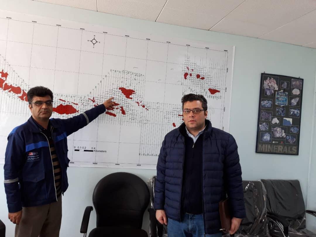 مدیر اکتشافات شرکت سنگ آهن سنگان: کشف ذخیره سنگ آهن در عمق ۹۰۰متر ی در سنگان/اصل ذخیره معدنی سنگان در افغانستان نیست