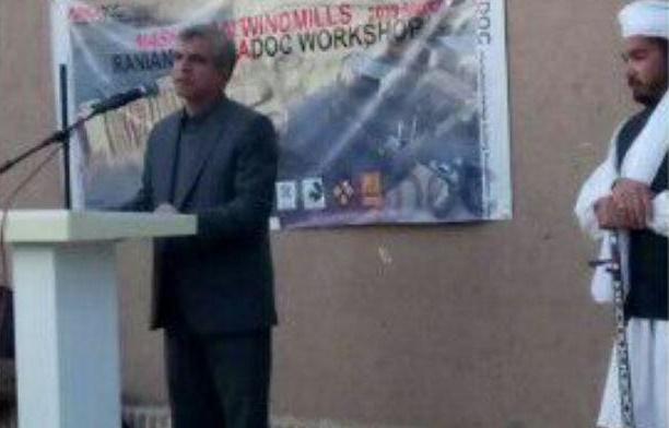 مراسم اختتامیه کمپ بین المللی ورنادوک امروز در نشتیفان برگزار شد.