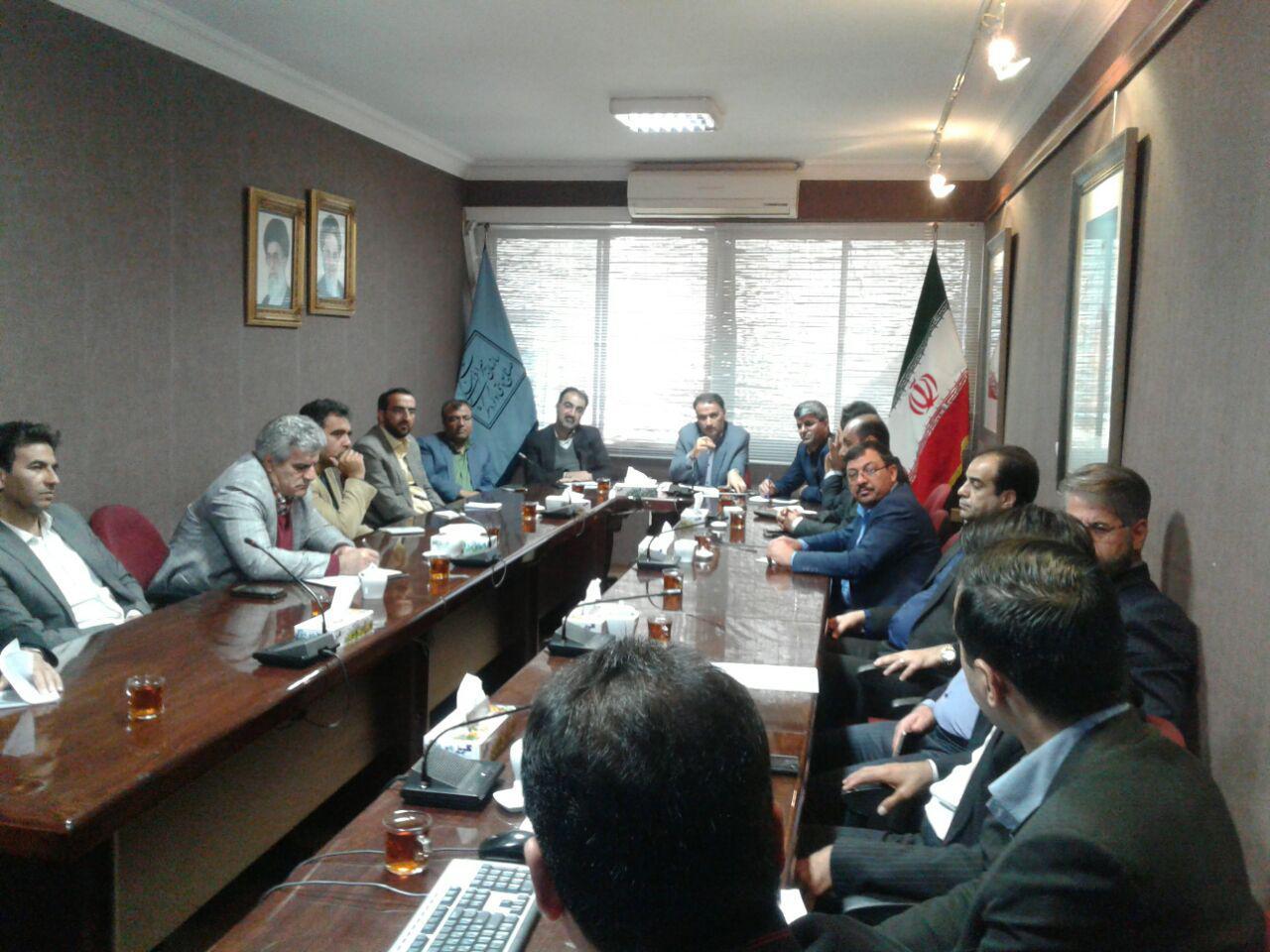 شهردار سلامی در کمیسیون مهر و میراث استان