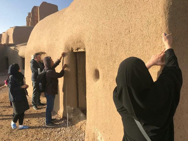 مستندنگاری معماری در آسبادهای خواف آغاز شد