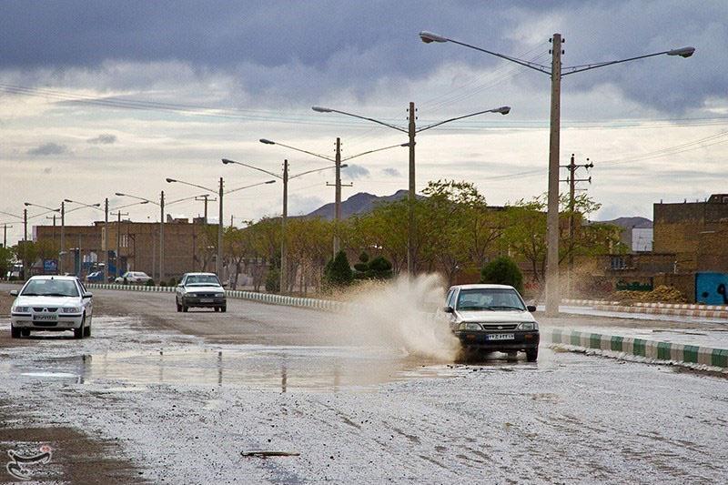طبق مدل های پیشیابی بیشترین حجم بارش در خواف خواهد بود.