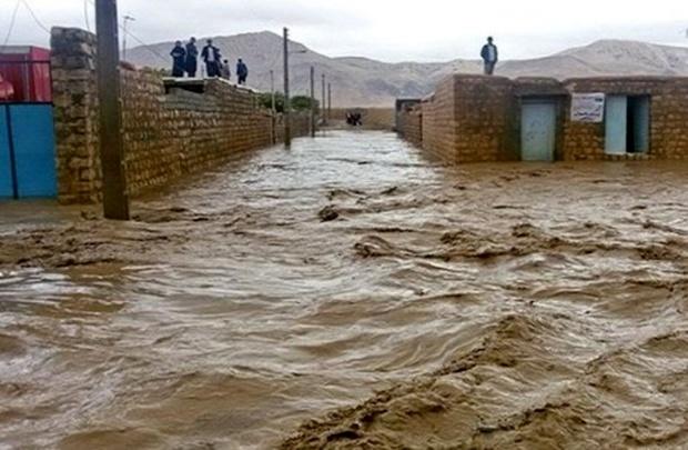 آخرین اخبار سیلاب در خواف