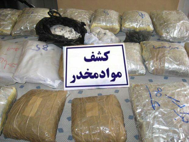کشف مواد مخدر در عملیات ضربتی پلیس خواف و تایباد