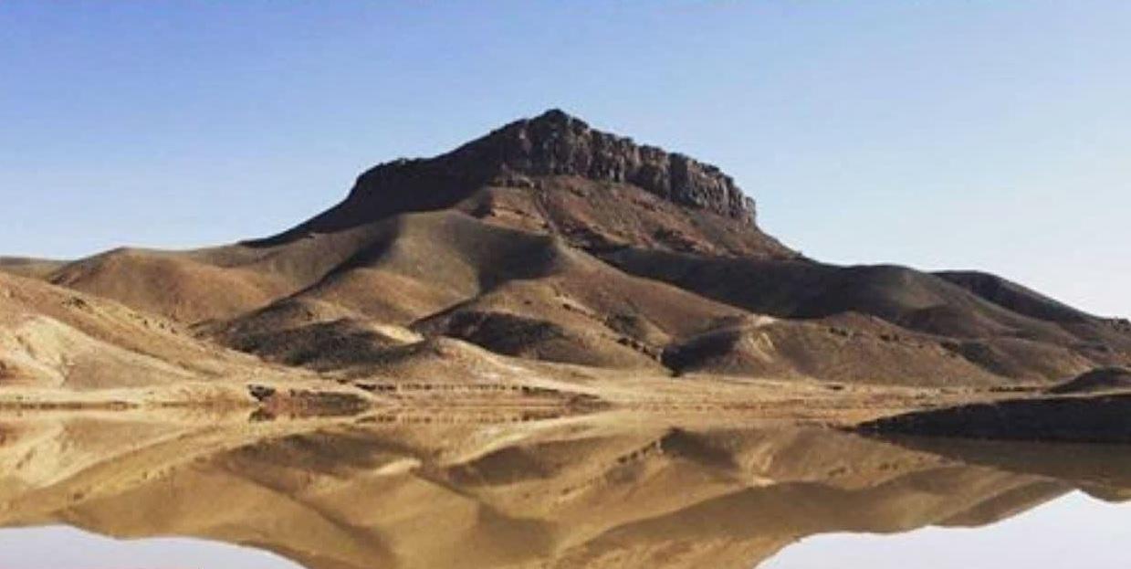 هشدار: در مسیر بند خاکی روستای خواجه وراب اتراق نکنید