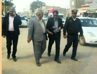 شهردار  خواف: به زودی خیابان شهاب دوطرفه خواهد شد.