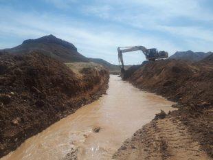 خسارت ۵۲ میلیارد ریالی سیل به بخش کشاورزی شهرستان خواف