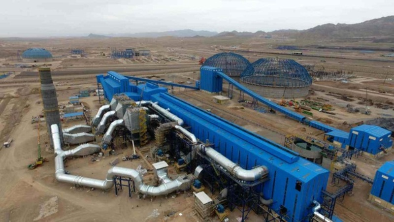 فرصتی برای افزایش سهم صنایع فولاد سنگان خواف از آب