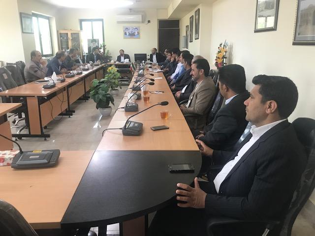 جلسه هماهنگی همایش بزرگداشت روز شوراها در خواف برگزار شد