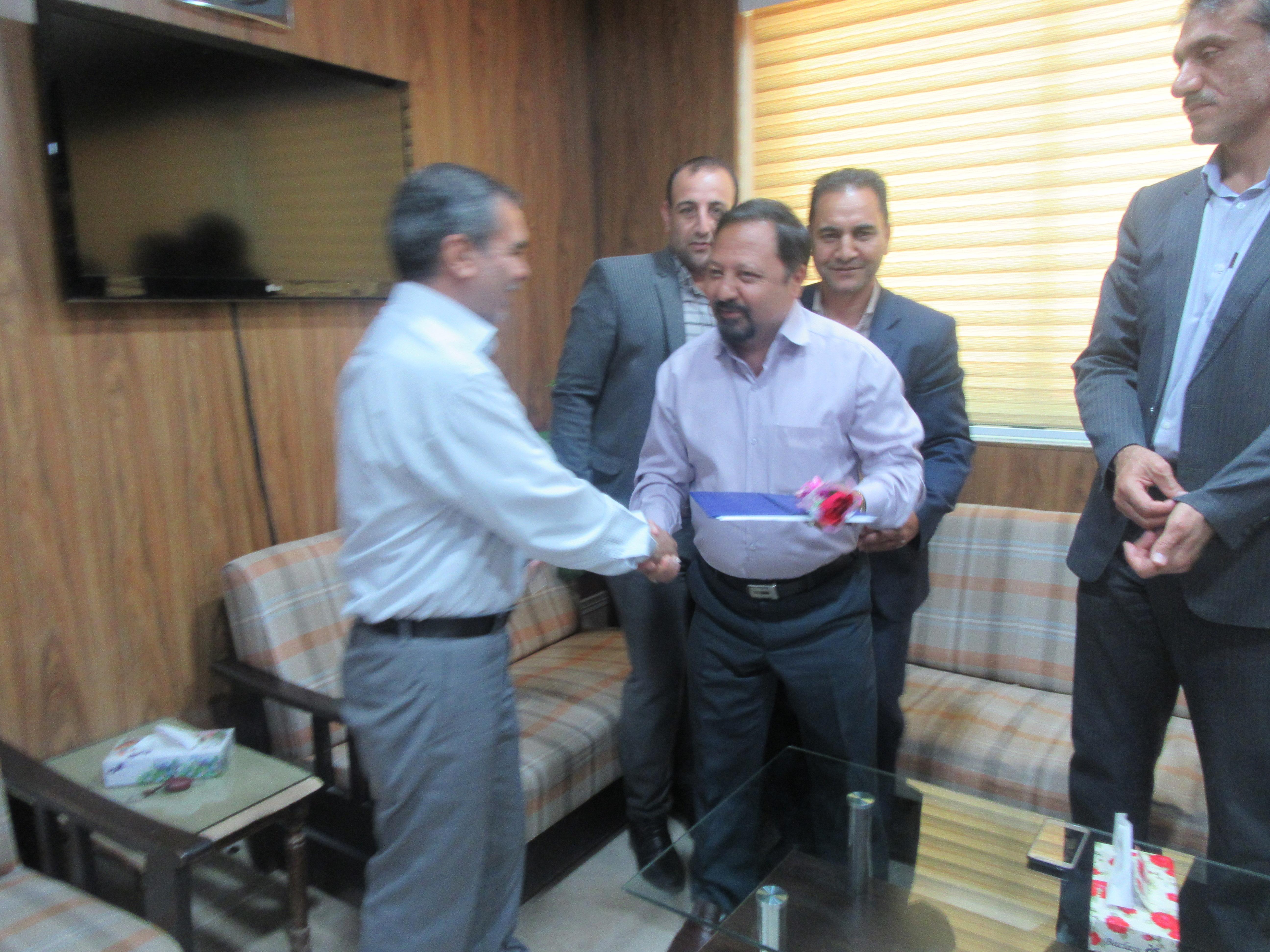 در حضور سرپرست فرمانداری شهرستان خواف تفاهم نامه ساخت آموزشگاه ۳ کلاسه در شهر سنگان توسط خیر به امضاء رسید.