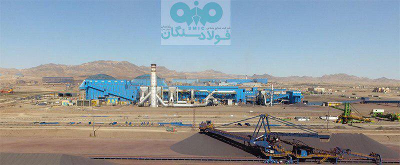رشد ۴۶۹ درصدی شرکت صنایع معدنی فولاد سنگان خراسان