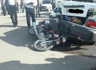 سانحه رانندگی در خواف یک کشته برجا گذاشت