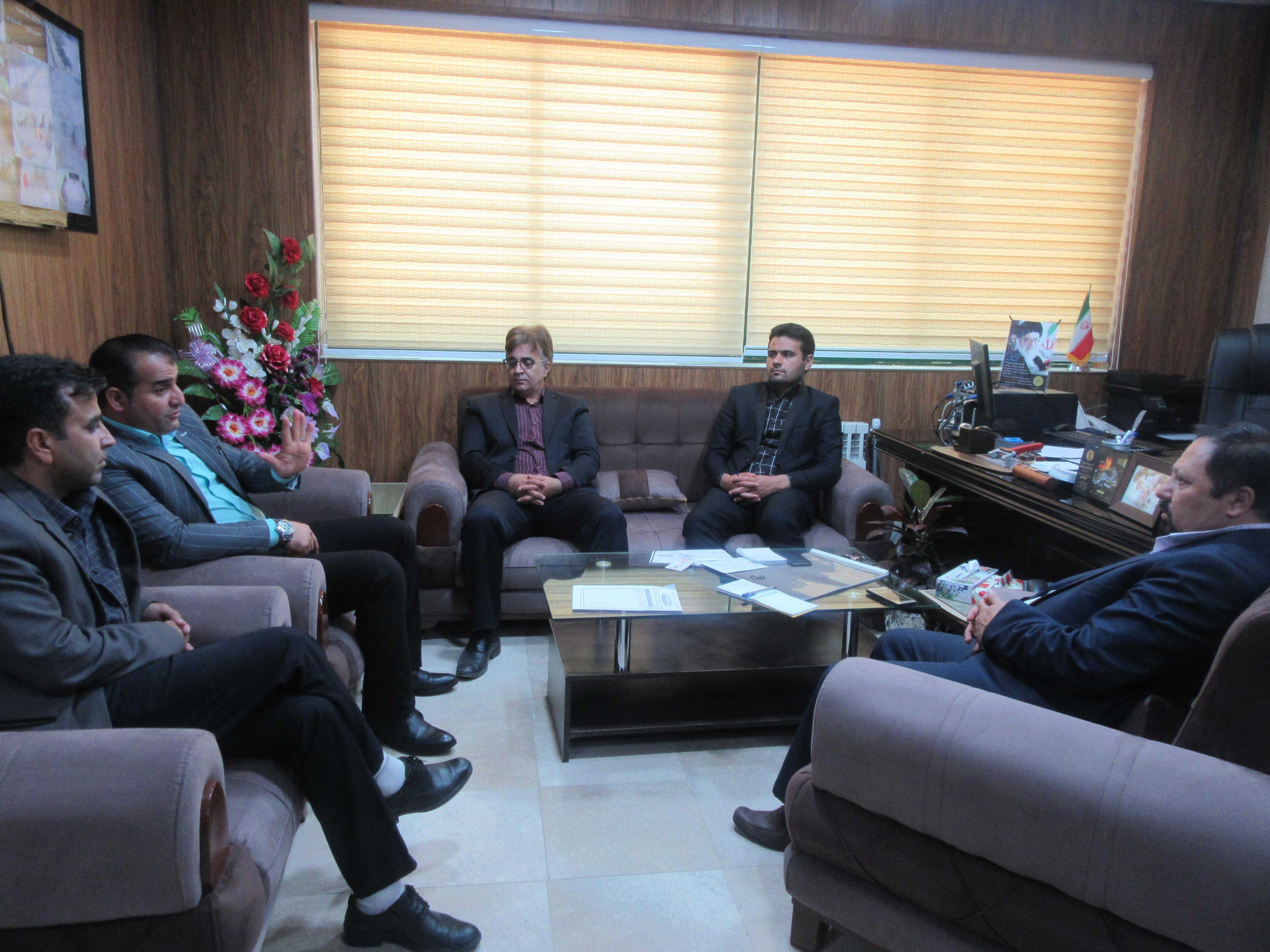 برگزاری جلسه انسجام مدیران سیاسی شهرستان خواف