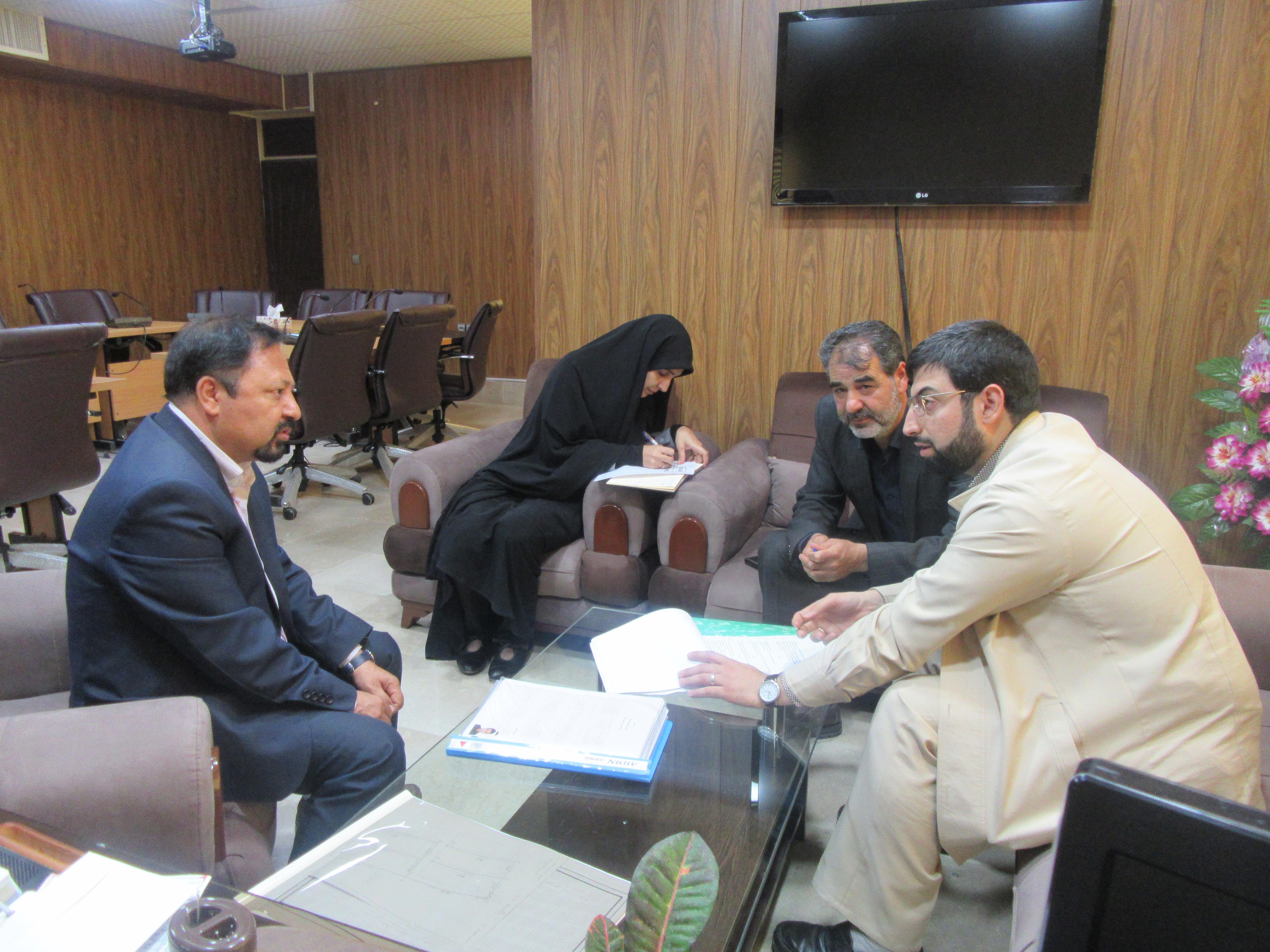 برگزاری جلسه کمیته نظارت بر سازمانهای مردم نهاد