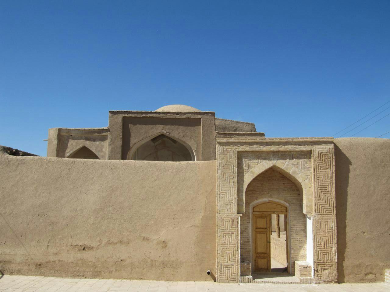 مساجد تاریخی شهرستان خواف آماده استقبال از ماه مبارک رمضان