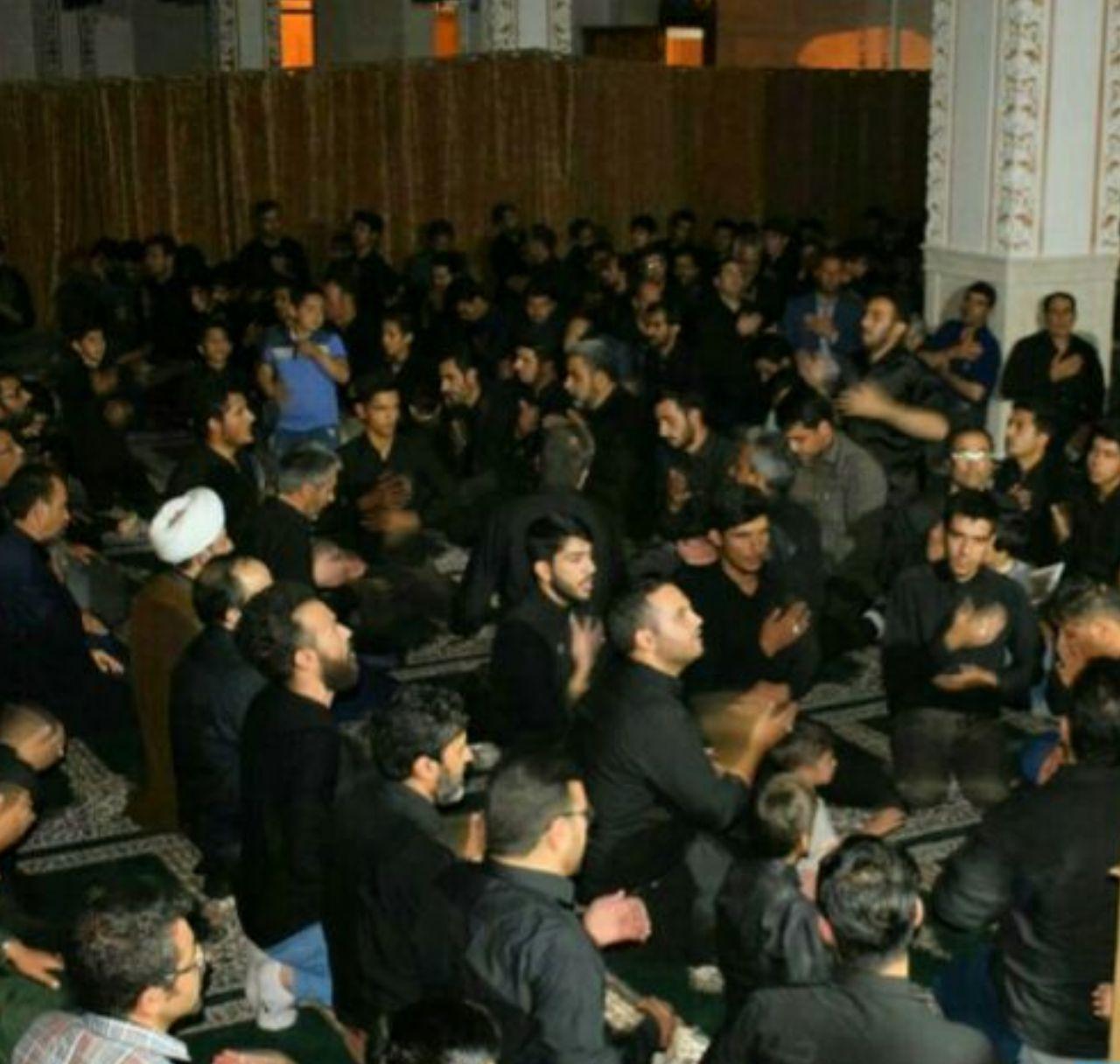 برگزاری مراسم احیاء شب بیست و یکم ماه مبارک رمضان در مسجد امام جعفرصادق(ع) خواف
