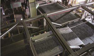 بهرهبرداری از طرح مجتمع ۵ میلیون تنی فرآوری و گندلهسازی سنگان