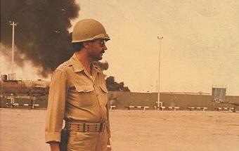 روایت فداکاری یک سرباز از زبان یک فرمانده خوافی ارتش