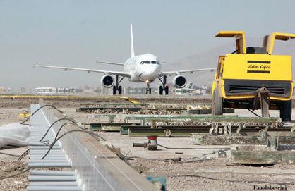رئیس هیات عامل ایمیدرو: شرکتهای صنعتی و معدنی برای ساخت فرودگاه در منطقه سنگان خواف آمادگی دارند.