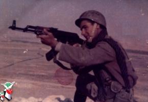 زندگینامه و وصیتنامه شهید جان محمد بیانی از خواف