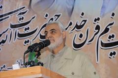 سردار سلیمانی فرمانده نیروی قدس سپاه: مرحوم مدرس وقتی به خواف تبعید شد هیچ ملاقاتکنندهای نداشت