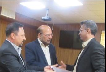 علی تاجیک به عنوان سرپرست جدید اداره فرهنگ و ارشاد اسلامی شهرستان خواف معرفی گردید
