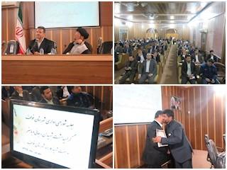  اولین شورای اداری شهرستان خواف با ریاست آقای سنجرانی فرماندار جدید شهرستان خواف برگزار گردید.