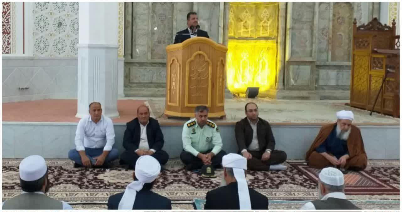 فرماندار خواف: در دفاع از ارزشهای اصیل انقلاب اسلامی گام برداریم.