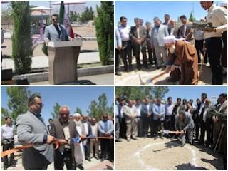 پروژه های عمرانی شهرداری نشتیفان با اعتباری بالغ بر دو میلیارد و صد و سی و پنج میلیون تومان در اولین روز هفته دولت افتتاح گردید.
