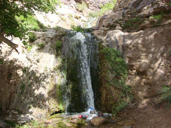 آبشار روستای رزداب خواف در فهرست آثار ملی به ثبت رسید