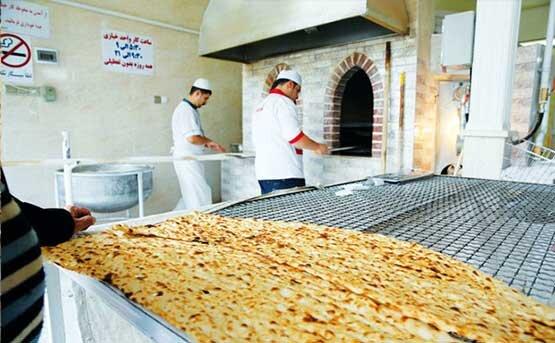 نظارت دقیق بر نانوایی های سطح شهرستان خواف اعمال میشود