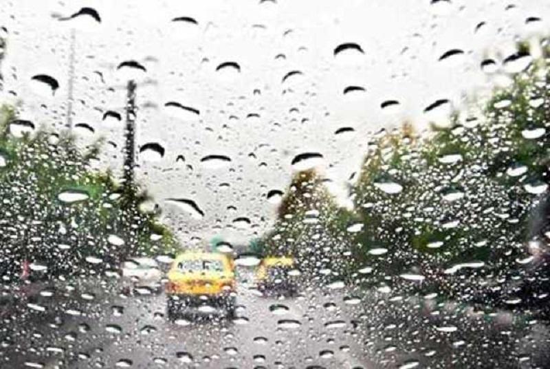 میزان بارندگی در شهرستان خواف
